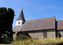 St Michael the Archangel Church, Litlington, East Sussex - geograph.org.uk - 850697.jpg