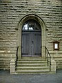 St Pauls Church, Longridge, Doorway - geograph.org.uk - 811339.jpg