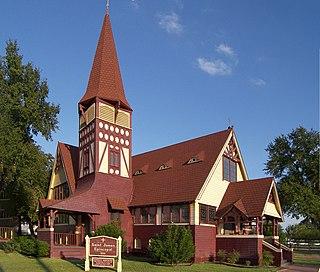 St. James Episcopal Church (La Grange, Texas) United States historic place