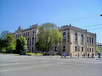 Museum Five Continents - Museum Five Continents, Munich