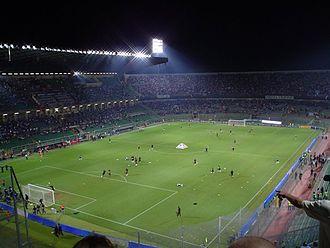 Stadio Renzo Barbera - Image: Stadio Renzo Barbera