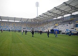 Arka Gdynia - Stadion GOSiR