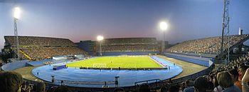 Stadion Maksimir panoramics 13-07-2011