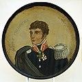 Stadtmuseum Rapperswil - Bemalte Tabakdose mit Portrait des Generals Józef Chłopicki, um 1835 2013-04-06 15-33-47 (P7700).jpg