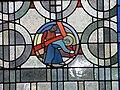 Stained glass window, Dom in Trier.JPG
