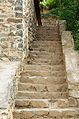 Staircase to the terrace of the Pari Mahal.jpg