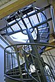 Stairs to the observatory dome (6388298121).jpg