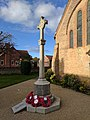 Stanton Hill War Memorial, in front of All Saints' Church, Mansfield Road, Stanton Hill (10).jpg