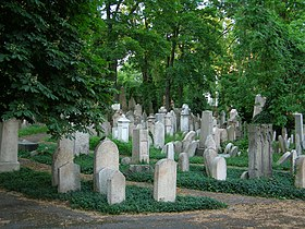 Image illustrative de l'article Cimetière juif de Žižkov