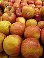Starr-070730-7805-Malus pumila-fruit Fuji variety-Foodland Pukalani-Maui (24797011861).jpg