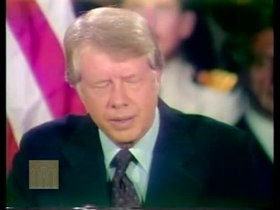 Файл:Statement on the Panama Canal Treaty Signing (September 7, 1977) Jimmy Carter.ogv