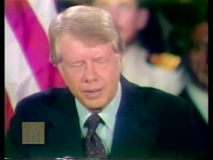 Tiedosto:Statement on the Panama Canal Treaty Signing (September 7, 1977) Jimmy Carter.ogv
