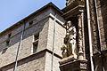Statue de saint Roch, hôtel Flottes de Sébazan, Pézenas, France.jpg