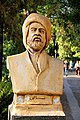 Statue of Kurdish poet Nali in general garden of Sulaymaniyah, Kurdistan, Iraq.JPG