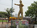 Statue of alluri sitaramaraju.JPG