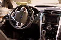 1991 ford explorer interior