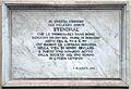 Stendhal's plate in piazza della Minerva (Rome).jpg