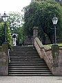 Steps leading to All Saints Church - geograph.org.uk - 464193.jpg