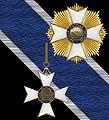 Ster en grootkruis in de Braziliaanse Orde van Rio Branco.jpg