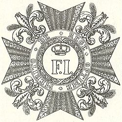 Ster van de Orde van Frans I Beide Sicilien 1829.jpg