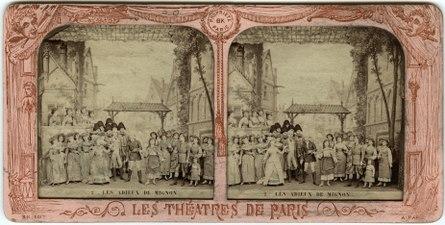 Stereokort, Mignon 2, Les adieux de Mignon - SMV - S80a.tif