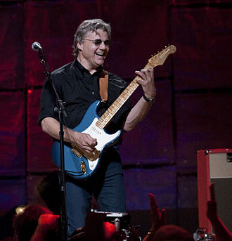 Steve Miller (musician) - Miller performing in 2009.