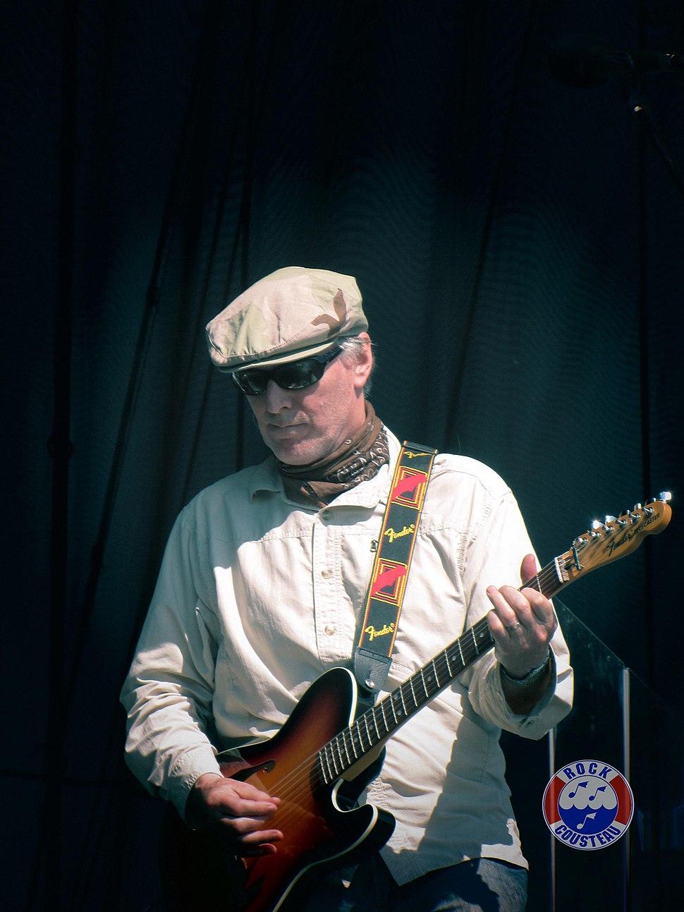 Steve Windwood toy2, Hangout Music Festival 2012