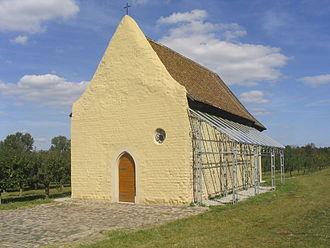 Heidesheim am Rhein - Saint George's Chapel