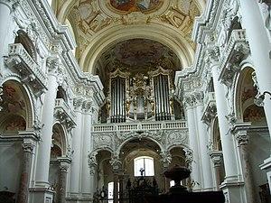 St. Florian Monastery - Image: Stift Sankt Florian 0145