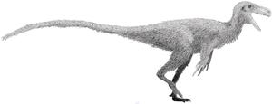 Stokesosaurus - Life reconstruction of Stokesosaurus clevelandi.