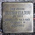 Stolperstein Bochumer Str 25 (Moabi) Gustav Fulder.jpg