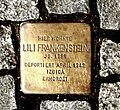 Stolperstein Lili Frankenberg, Aachen.JPG