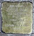 Stolperstein Templiner Str 5 (Prenz) Jetti Zeisler.jpg