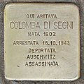 Stolperstein für Colombo Di Segni (Rom).jpg