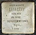 Stolperstein für Lina Levy (Köln).jpg