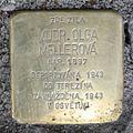 Stolperstein für Olga Mellerova.JPG