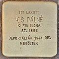 Stolperstein für Palne Kis (Budapest).jpg