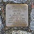 Stolperstein für Rosa Margarete Kirsten, Marktsteig 3, Limbach-Oberfrohna.JPG