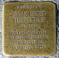 Stolpersteine Dortmund Heiligegartenstr. 6-8 Isaak Turteltaub.jpg