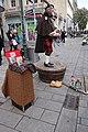 Straßenmusik in Düsseldorf, 2014-04-14.jpg