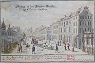 Stridbeck Brüderstraße c1690