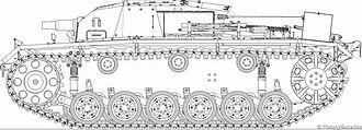 Sturmgeschütz III - StuG III, Ausf. A
