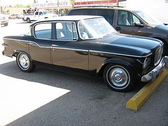 Studebaker Lark - 1960 Studebaker Lark Four-Door Sedan