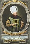 Portrait of Ahmed I by John Young