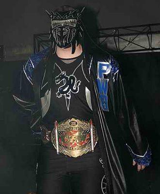 CZW World Heavyweight Championship - Super Dragon as CZW World Heavyweight Champion