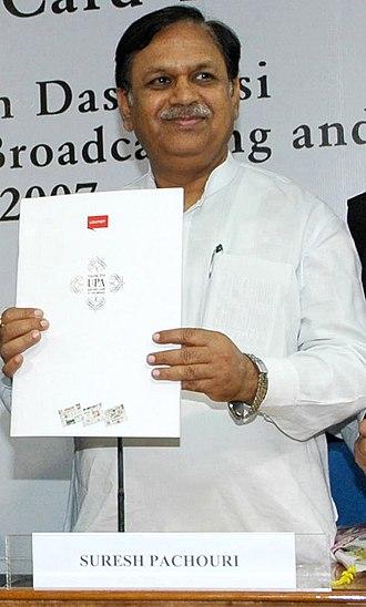 2008 Madhya Pradesh Legislative Assembly election - Image: Suresh Pachauri 2007