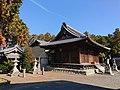 Susanoo Jinja, at Asōda-chō, Toyokawa, Aichi (2018-11-25) 15.jpg