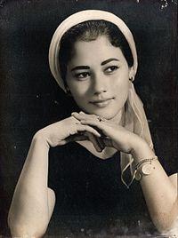 Suzzanna, c 1963, Tati Photo Studio - Before restoration.jpg