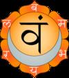 Swadhisthana čakra