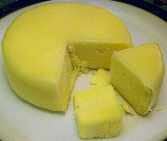 Swaledale cheese - Image: Swaledale Cheese cowsmilk
